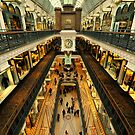 Queen Victoria Building by Ray Yang