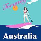 Torquay  by MarleyArt123
