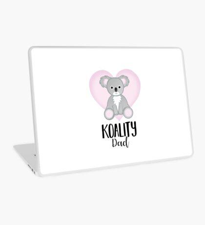 Koala Fathers Day - Dad - Daddy - Koality Laptop Skin