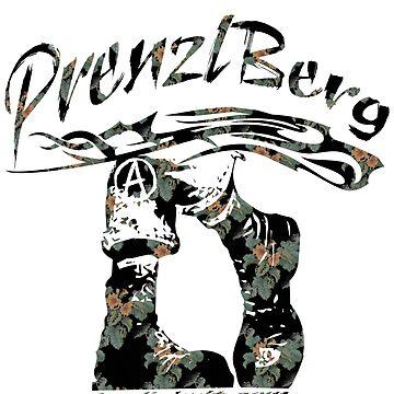 PrenzlBerg camouflage von fuxart