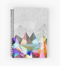 Colorflash 3 Spiral Notebook