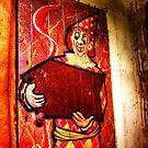 Door Clown by pepemczolz