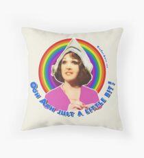 Ooh Aah Bird - Just a Little Bit Floor Pillow