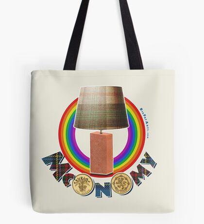 McOnomy Tote Bag
