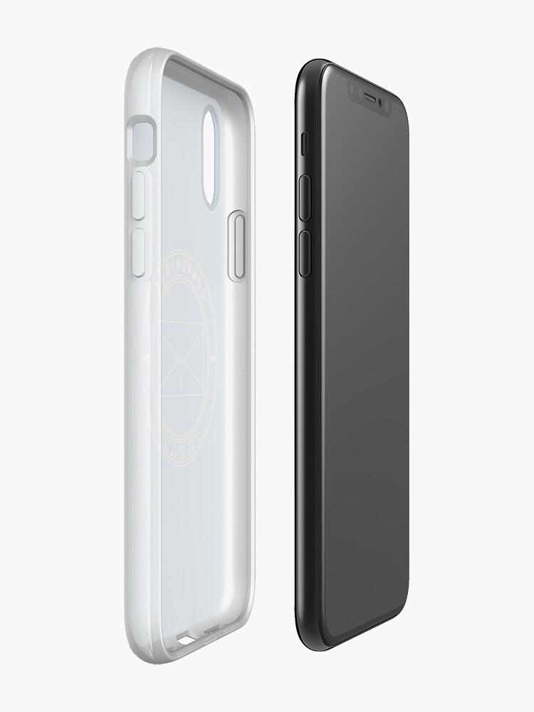 Alternative Ansicht von Kommunique iPhone-Hülle & Cover