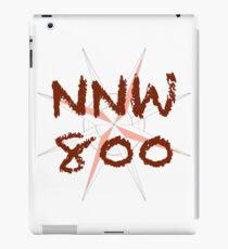 NNW800 Challenge iPad Case/Skin