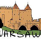 The Warsaw Barbican by Logan81