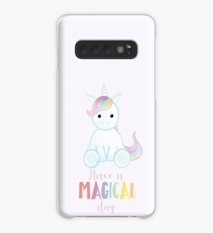 Unicorn - Have a MAGICAL Birthday Case/Skin for Samsung Galaxy