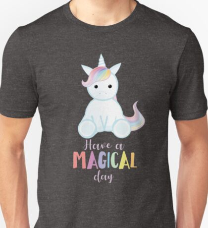 Unicorn - Have a MAGICAL Birthday T-Shirt