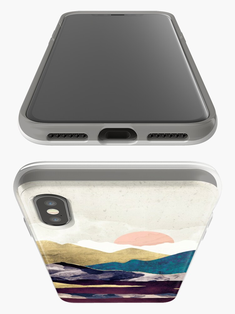 Alternate view of Wine Lake iPhone Case & Cover