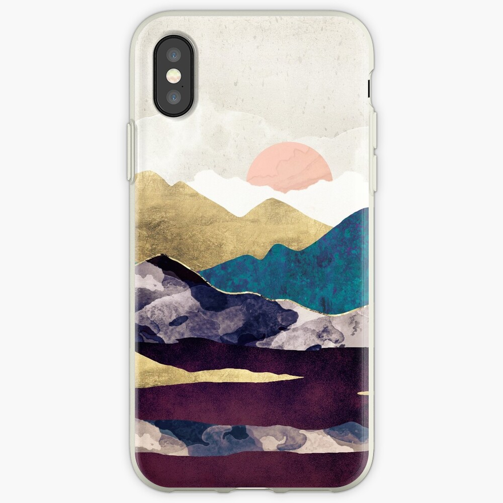 Wine Lake iPhone Case & Cover