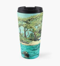 Meeting on the Helford River Travel Mug