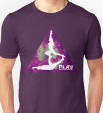 PLAY - Purple Trigon T-Shirt