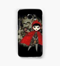 Little Red Capuccine Samsung Galaxy Case/Skin