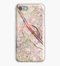 Vienna map iPhone Case/Skin