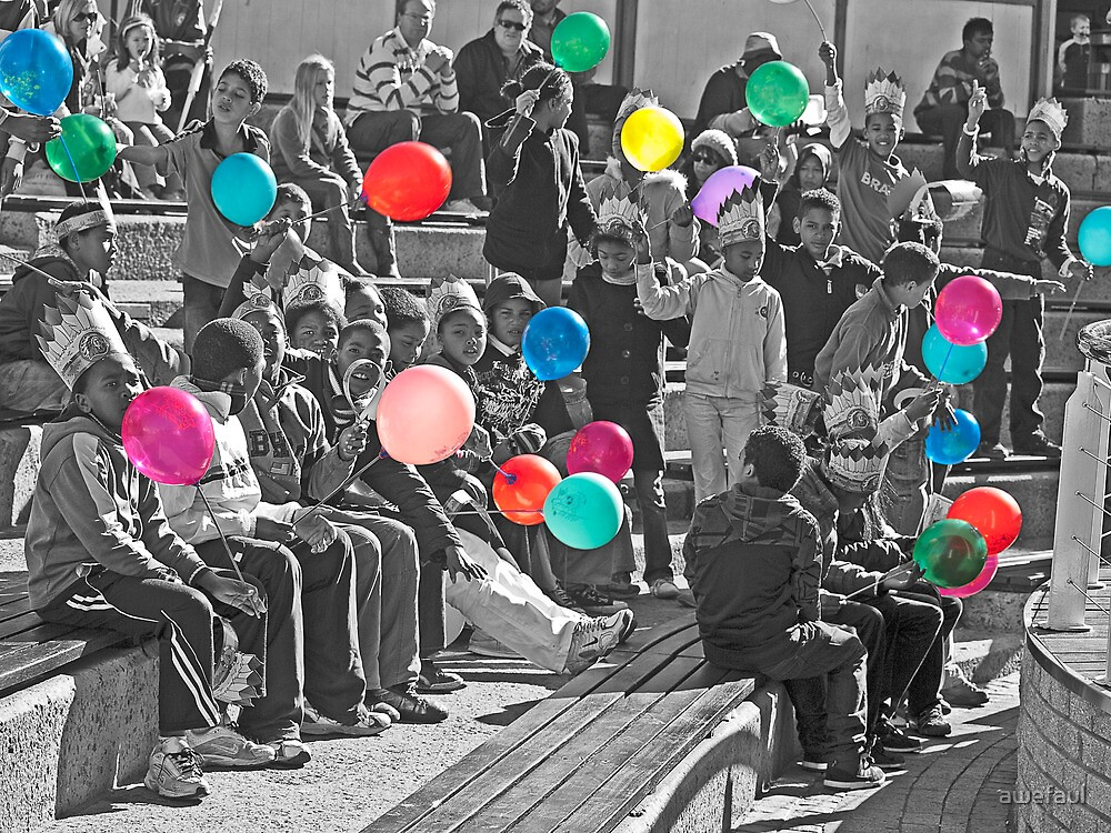 Balloons by awefaul