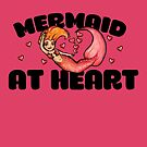 Mermaid at Heart by BubbSnugg LC