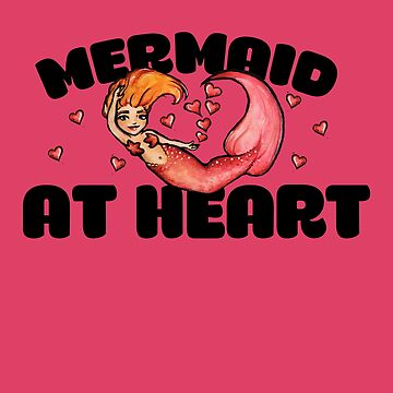 Mermaid at Heart by Boogiemonst