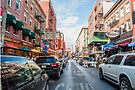 Little Italy, NYC by Ray Warren