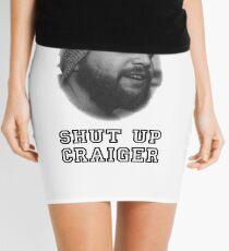Shut Up Craiger Mini Skirt