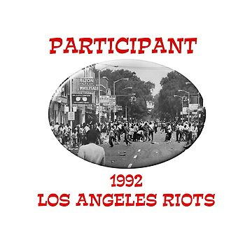 1992 L A Riots by lawrencebaird