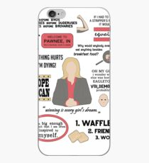 Knope Quotes iPhone Case