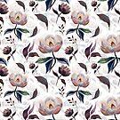 «Patrón de primavera» de Emma   Reznikova