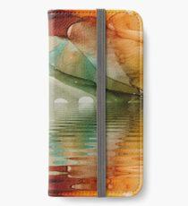 Wasserwelten 139 iPhone Flip-Case/Hülle/Skin