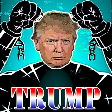 Trump Unchained by ayemagine