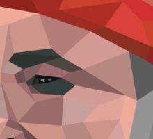 Steve Zissou - Bill Murray - Wes Anderson Sticker