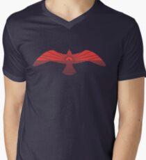 Larus Marinus T-Shirt mit V-Ausschnitt für Männer