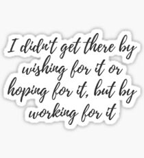 Hard Working Women Quotes Motivation Gifts & Merchandise ...