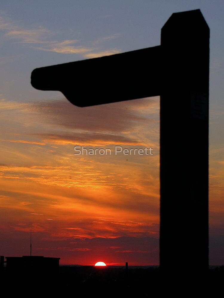 It's the end of a long day - 3 by Sharon Perrett