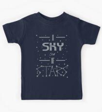 A Sky Full Of Stars + stars Kids Clothes