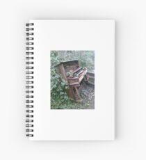 LISTEN CAREFULLY Spiral Notebook