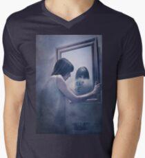 Help Me V-Neck T-Shirt