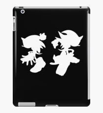 Sonic & Shadow iPad Case/Skin