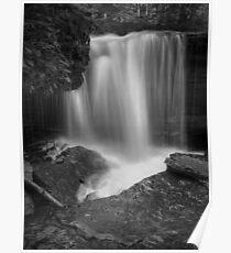 Ricochet Falls (version V) Poster