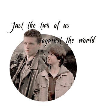 Sam Dean: Against the world by JasperSteel