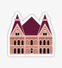 Old Main Texas State Sticker