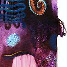 Lattice Scarf -- Helen Doble -- HeartFelt by ChandelierNoir