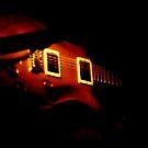 my favorite guitar by cyanne123