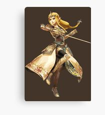 princess of hyrule Canvas Print