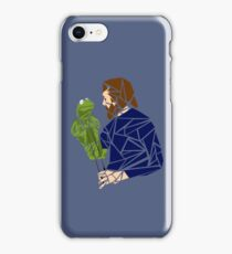 The Muppet Master iPhone Case/Skin
