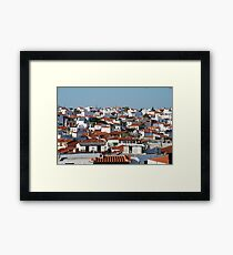 Skiathos, Greece Framed Print