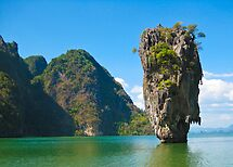 James Bond Island by Tim Topping