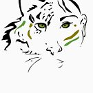 Tigress by DILLIGAF