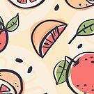 «Pomelo rojo para el desayuno» de ceciliasolari