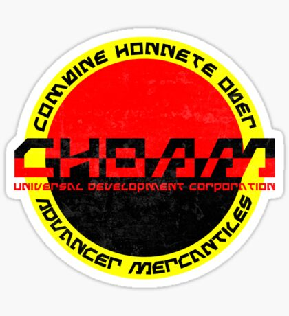 CHOAM Sticker