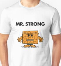 The Thing - Mr Strong T-Shirt